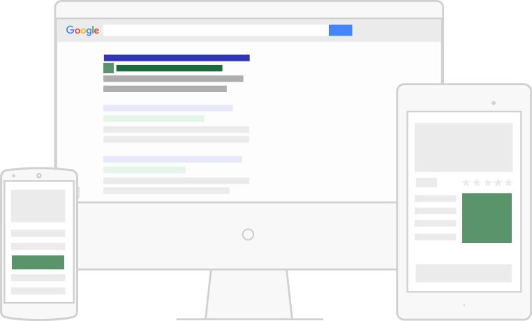 google adwords ilk sayfa